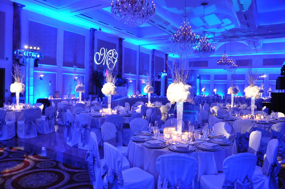 Uplighting Taylored Weddings