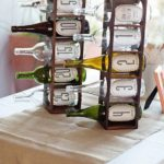Message, bottle, message in a bottle, guests, wedding, ceremony, reception, involve your guests