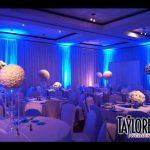 wedding, reception, uplighting, lights, ambience, feel, romance, intimacy, bride, groom, guests, decor ideas, venue ideas