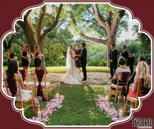 Wedding, outdoor wedding, outside wedding, outdoor ceremony, outside ceremony, minister, minister services, ceremony sound, ceremony coordination, bride, groom, guests, vows, wedding vows, marriage, Mitch Taylor