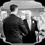 wedding, ceremony, marriage, giving away the bride, bride, groom, FOB, MOB, Father of the bride, mother of the bride, parents, family, friends, traditions, history, family tradition